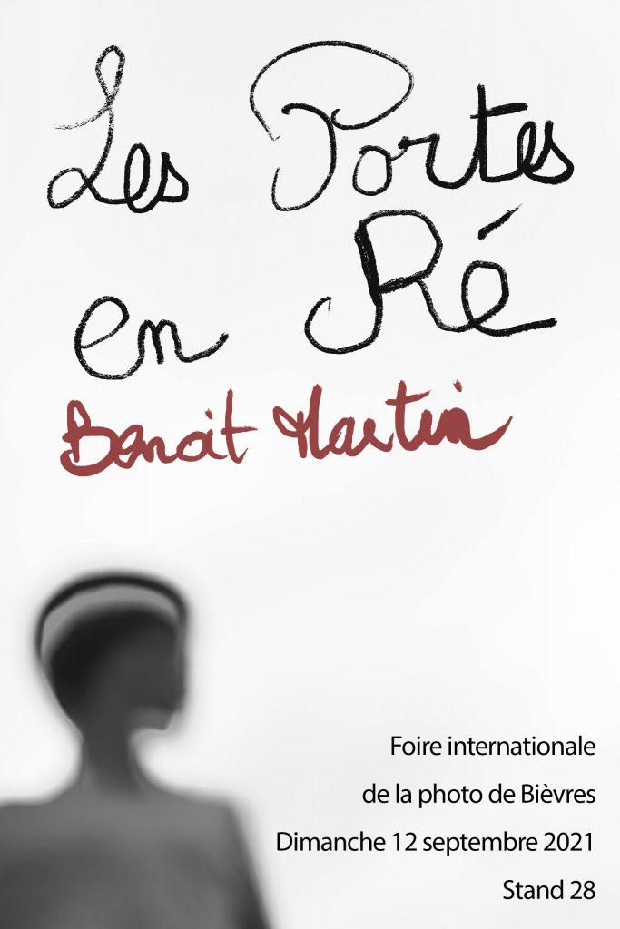 Affiche Les Portes en Ré - Foire de Bièvres - Benoit Martin